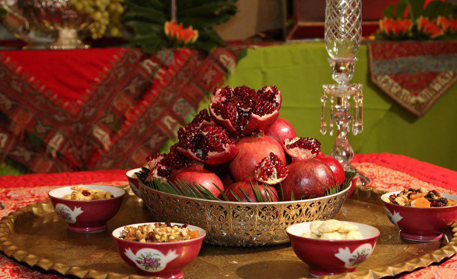 خواص انار خواص انار خواص انار Popular Iconic Dishes of Yalda Night in Iran